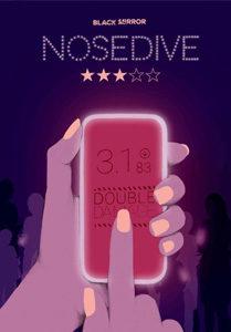Nosedive - Black Mirror cover