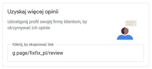 jak uzyskac więcej pozytywnych opinii google