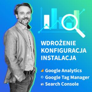 Ekspert Google Analytics - Analityk Lolson Zawadzki